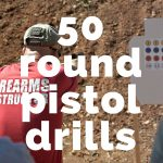 Quick and Inexpensive Pistol Practice
