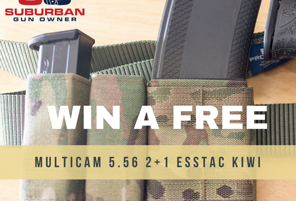 Sign Up to Win an Esstac Multicam KIWI
